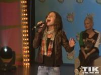 """""""The Voice Kids"""" Gewinnerin Michèle"""