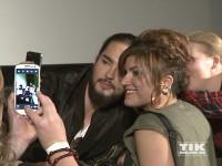 Tom Kaulitz im Selfie-Fieber mit Fans