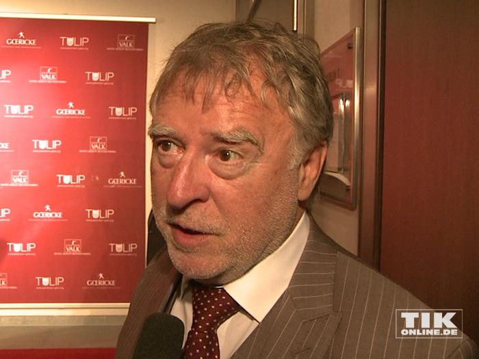 Andreas Schmidt-Schaller bei der TULIP Parkinson Gala 2015 in Berlin