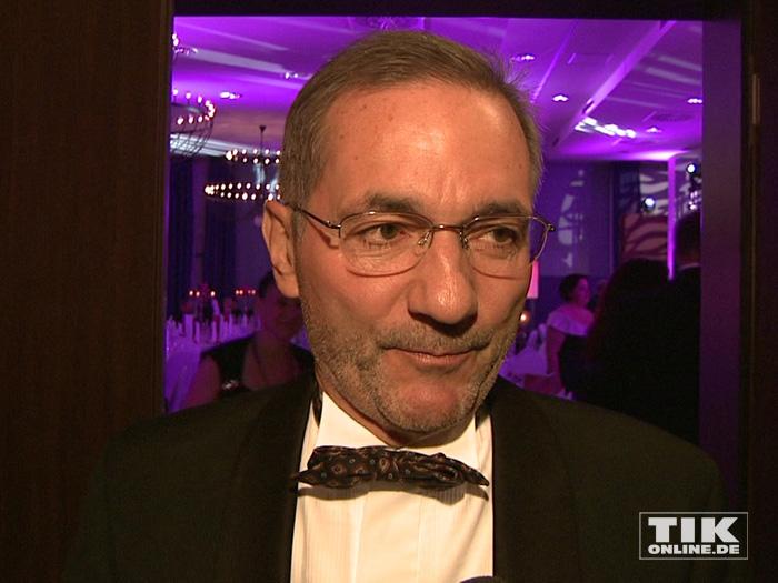 Matthias Platzeck bei der TULIP Parkinson Gala 2015 in Berlin