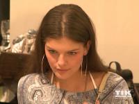 GNTM-Siegerin Vanessa Fuchs beim Fashion Cocktail des Mode-Labels Riani im KaDeWe