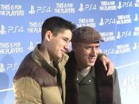 Ralph Herforth & Sohn Marlon (Foto: HauptBruch GbR)
