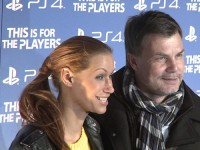 Yasmina Filali & Thomas Helmer (Foto: HauptBruch GbR)