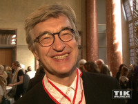 Frisch gebackener Träger des Berliner Landesordens: Star-Regisseur Wim Wenders