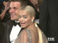Auch Rita Ora gehörte zu den Gästen bei der Bambi Verleihung 2015