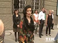Bianca Jagger bei den Salzburger Festspielen 2014
