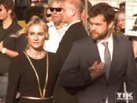 Diane Kruger mit Freund Joshua Jackson